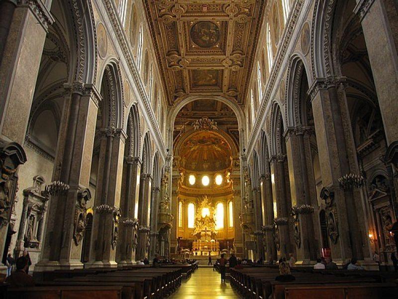 מה לעשות בנאפולי,קתדרת נאפולי