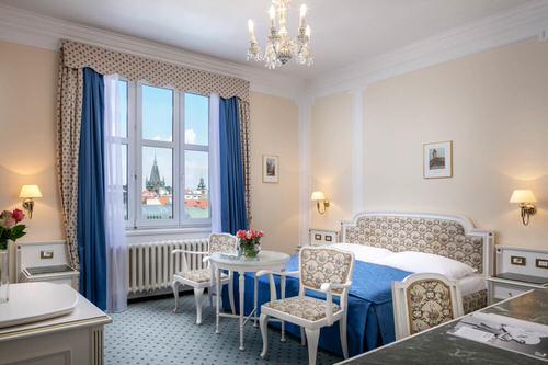 המלונות הכי טובים בפראג