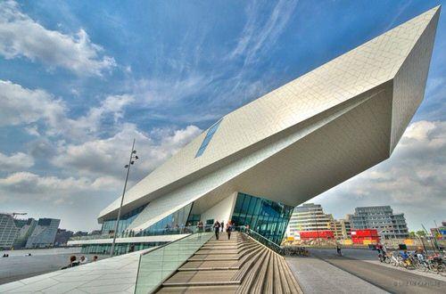 מוזיאון הסרטים באמסטרדם - מה לעשות באמסטרדם