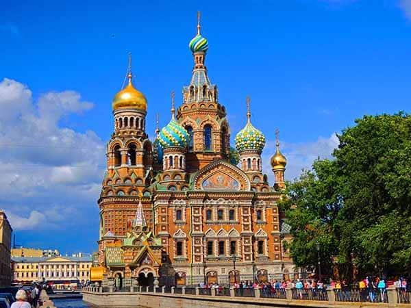 הכנסייה הכי יפה בסנט פטרסבורג,מה לעשות בסנט פטרסבורג