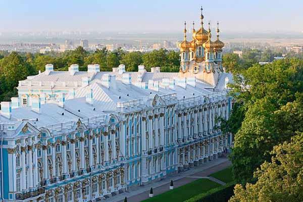 ארמון יקטרינה בכפר הצאר