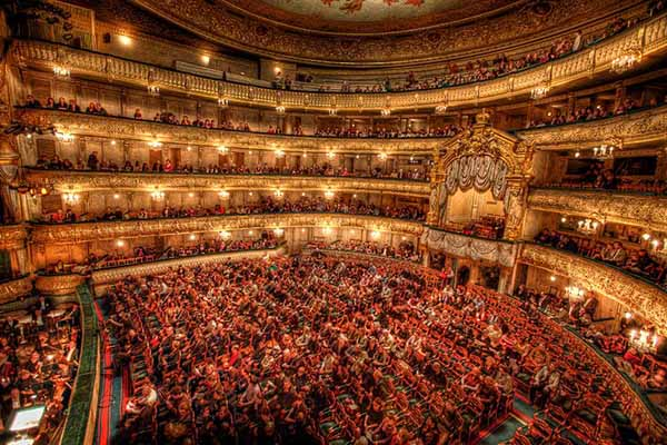התיאטרון הכי גדול בסנט פטרסבורג,תיאטרון מרינסקי