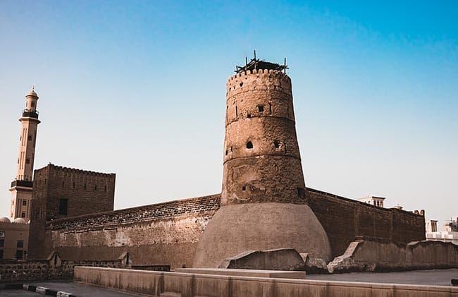מוזיאון דובאי-מבצר אל פאחי